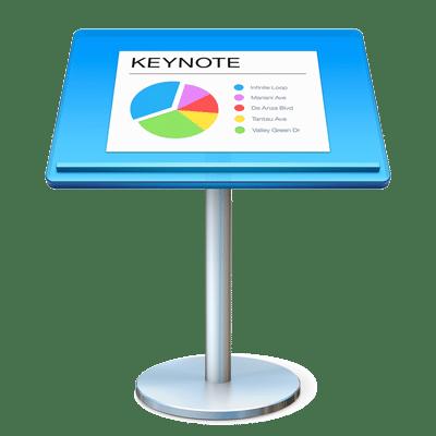 Keynote® icon