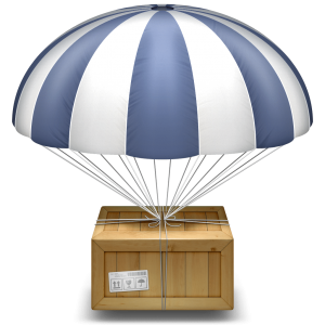 AirDrop® icon
