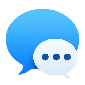 Messages app icon - Remote support for Mac computers