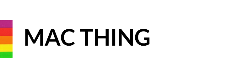 Mac Thing Logo - plain